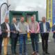Inauguration de la première station à la ferme bioGNV chez les Frères Morel à la Chapelle-Janson